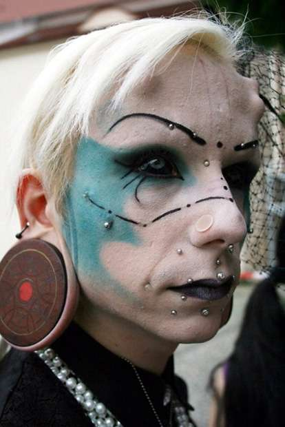 Extreme Body Modifications News Novafm
