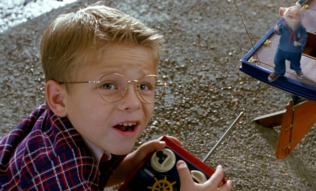 This Is What The Boy From Stuart Little Looks Like Now And Damn
