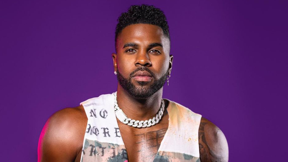 Jason Derulo Reveals His Most Expensive Item Of Clothing Is Worth $13,000 - NovaFM